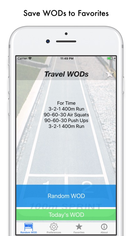 Travel WODs | Home Workouts screenshot-3