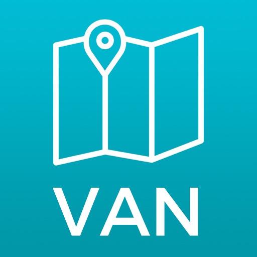Vancouver - Mapas de la ciudad