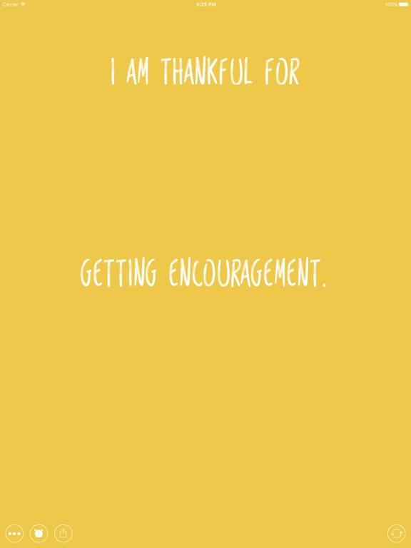 Thankful for - Gratitude Diary