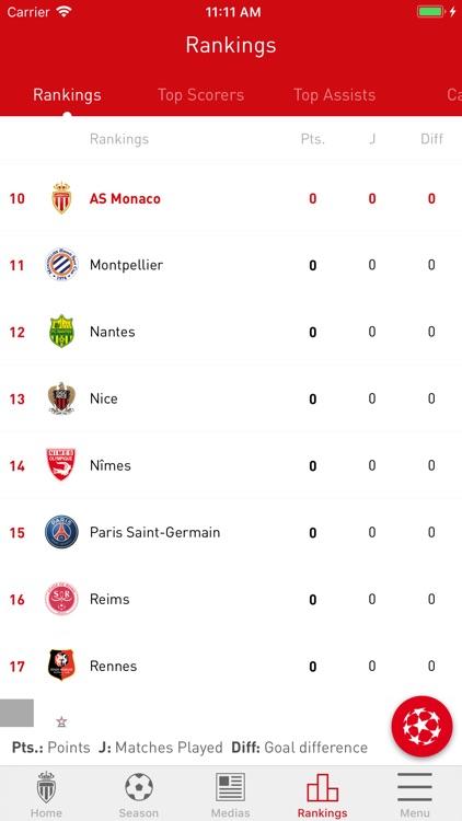 AS Monaco screenshot-3