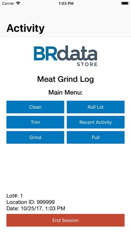 BRdata Store