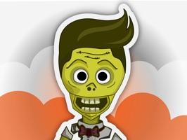 NiceZombies: Animated Stickers