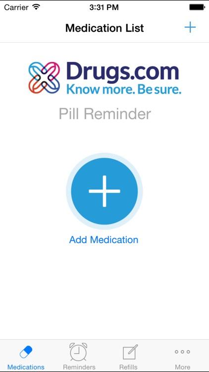 Pill Reminder - Drugs.com