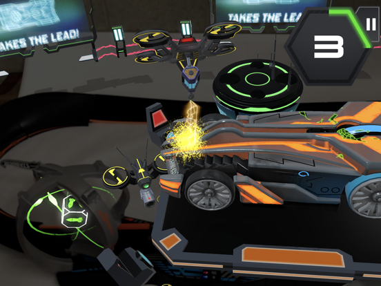 Hot Wheels® Augmoto™ screenshot 13