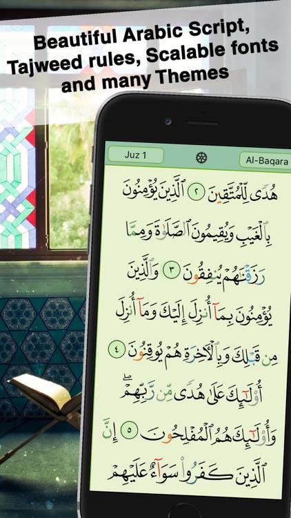 Quran Majeed - Sheikh Minshawi screenshot-0