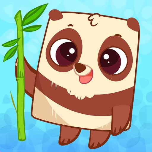Bibi Jungle: Games for Toddler free software for iPhone and iPad