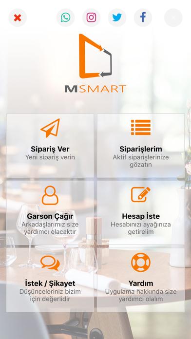 mSmart - 窓用