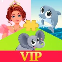 Puzzle ABC VIP