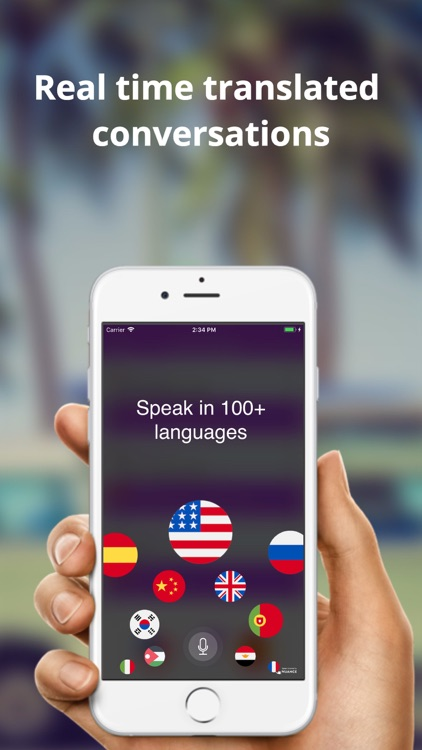Live Translator & Dictionary screenshot-3