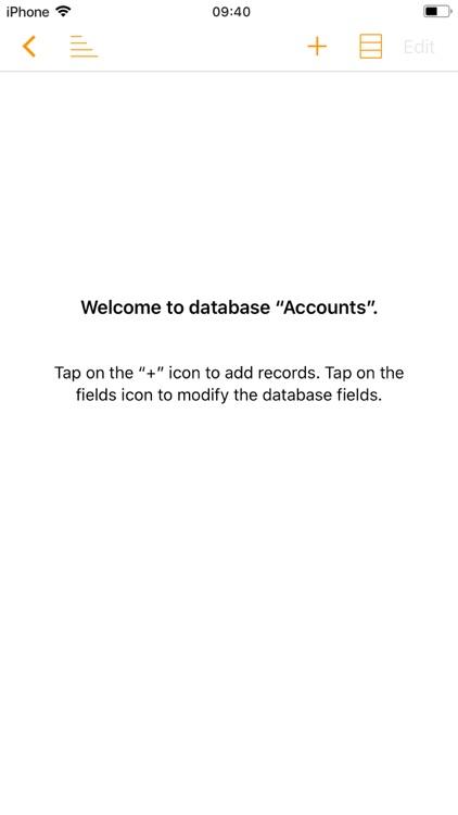 iDatabase screenshot-4