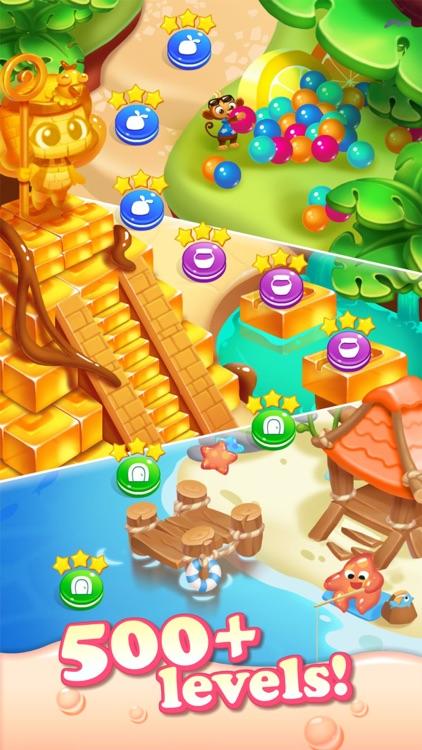 Tasty Treats - Pop Candy Blast & Match 3 Games screenshot-4