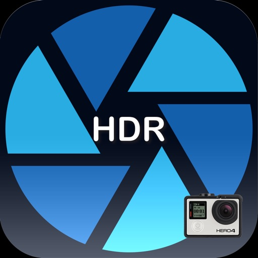 HDR Photo for GoPro Hero