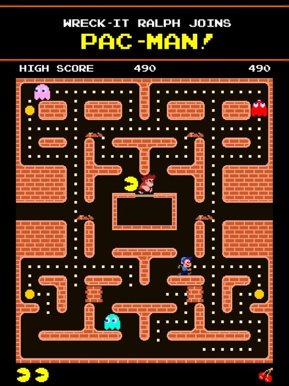 PAC-MAN: Ralph Breaks the Maze screenshot 6