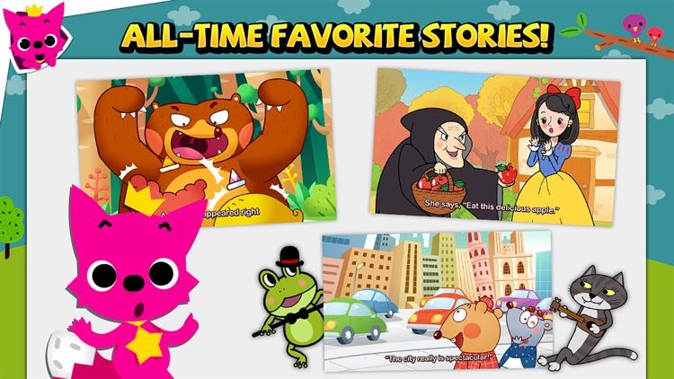 Pinkfong Songs & Stories screenshot-3