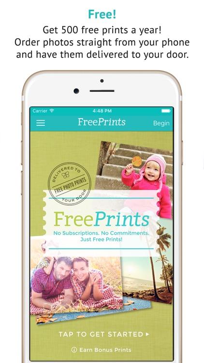 FreePrints - Photos Delivered