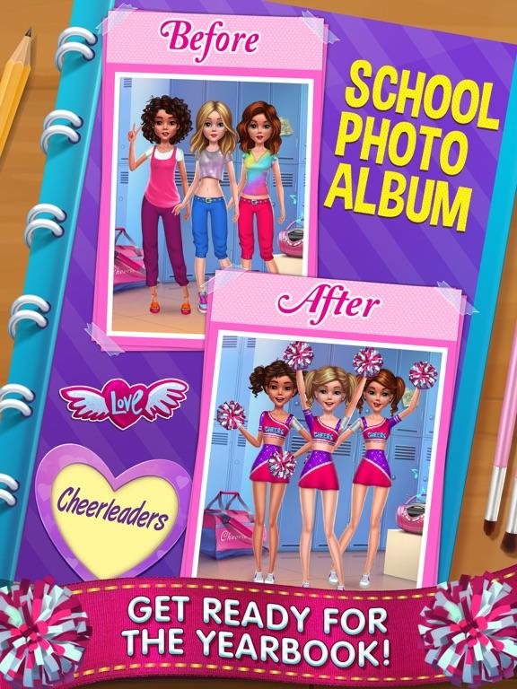 Fashion School Girl screenshot 10