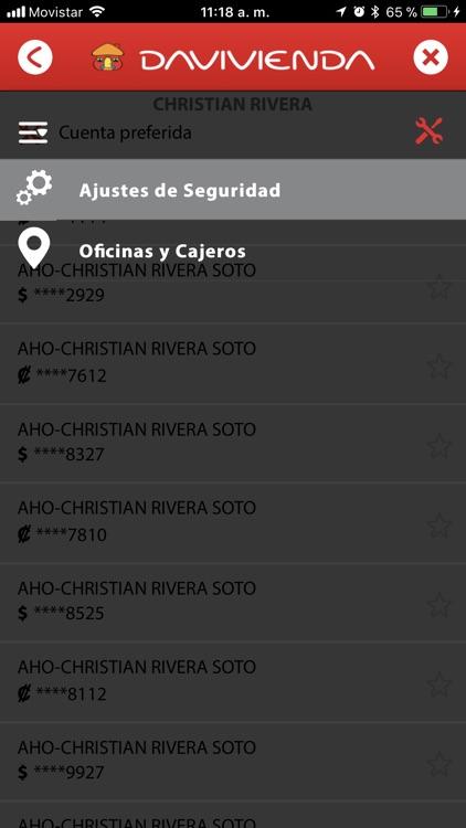 Davivienda Costa Rica screenshot-3