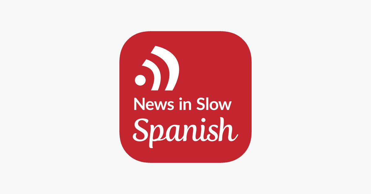 News in Slow Spanish on the App Store