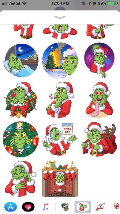 Christmas Funny Sticker 2019 screenshot 2