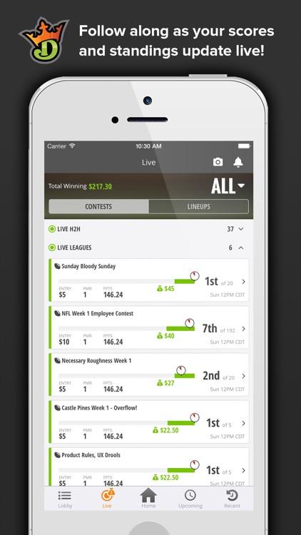 DraftKings screenshot-4