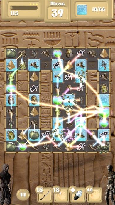Assassin Vs Mummies - Match 3 screenshot four