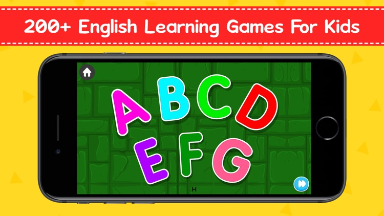 ABC Songs, Games & Phonics screenshot-0