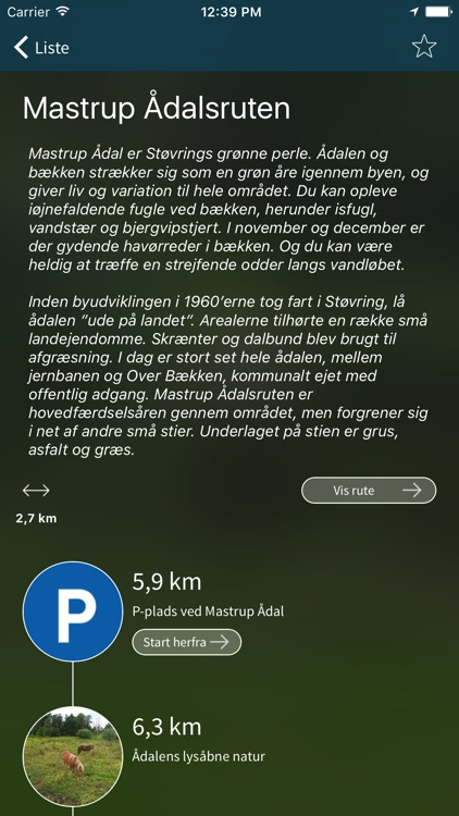 Stiguide Himmerland screenshot-2