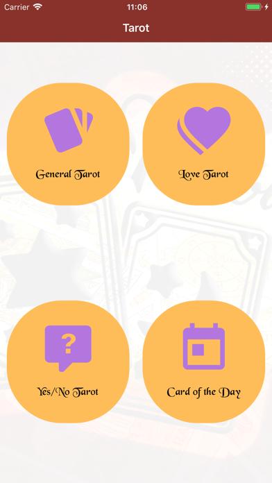Tarot Card Reading Daily Tarot at AppGhost com