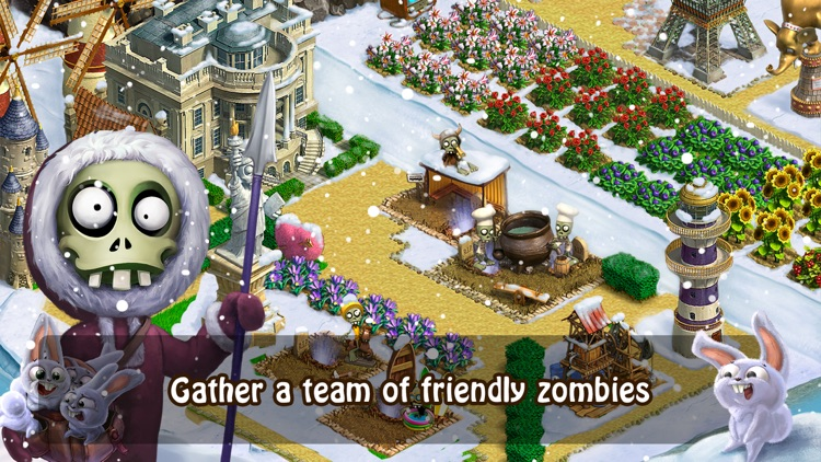 Zombie Castaways screenshot-0