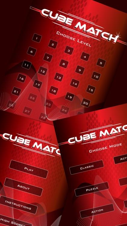 Cube Match - Collapse & Blast screenshot-4