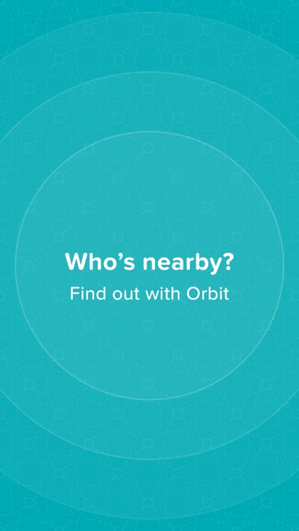 Orbit - Who's nearby? screenshot-4