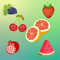 App Icon for FruitSwag App in Qatar IOS App Store