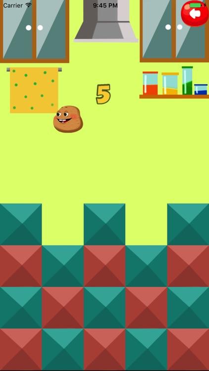 mr potato vs knifes screenshot-3