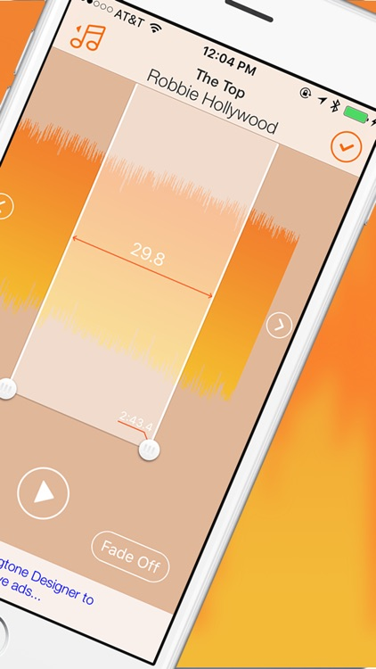 Ringtone Designer 2.0 screenshot-2