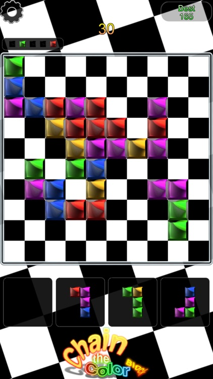 Chain the Color Block screenshot-0