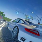 Real Driving City Sim