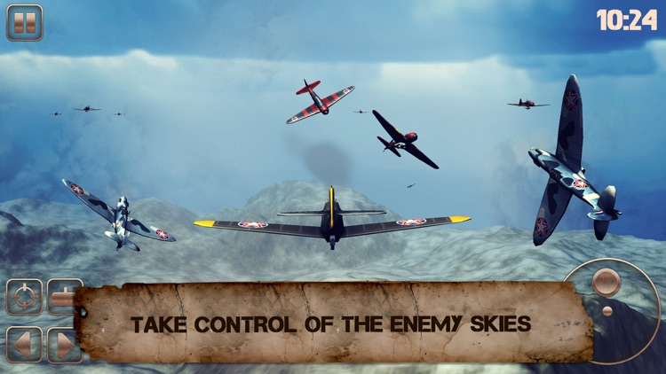 Warplanes: WW2 Planes Dogfight