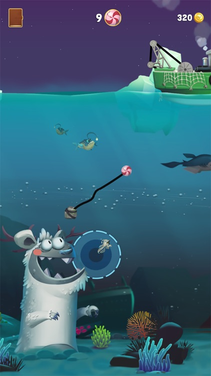 Monster Fishing Legends screenshot-5