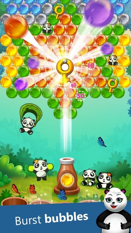 Bubble Shooter Panda screenshot-3