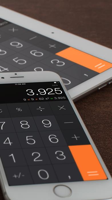 Calculator Pro iRocks Screenshots