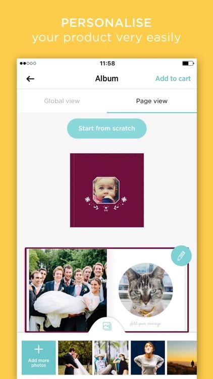 CHEERZ: Photo Printing screenshot-3