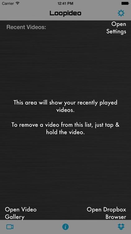 Loopideo - Loop Videos