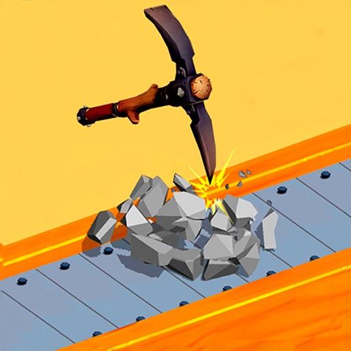 Chop the Stuff: Breaking Game