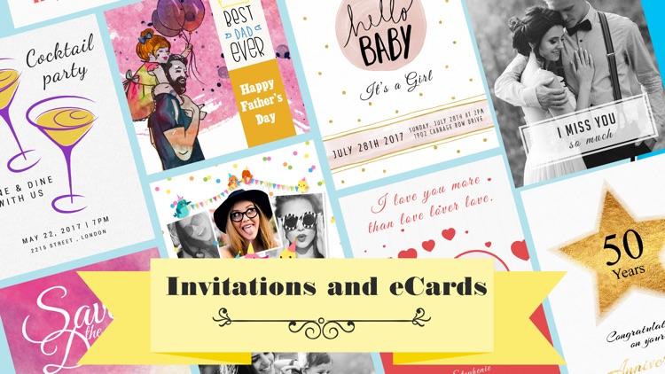 Invitation Maker Post Card.s