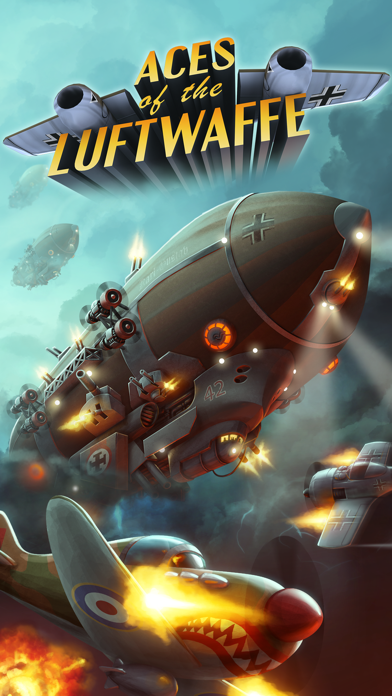 Screenshot from Aces of the Luftwaffe