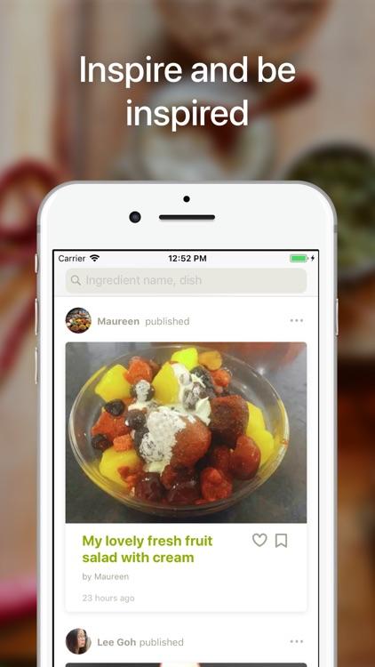 Cookpad - Recipe Sharing screenshot-0