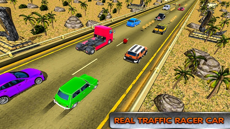 Real Traffic Racer 3D screenshot-4