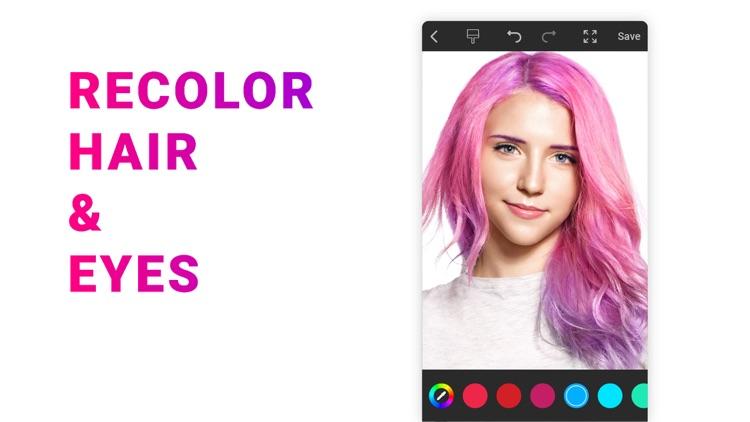 Color Pop Photo Editor Effects screenshot-0