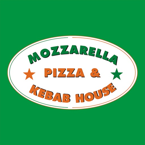 Mozzarella Pizza And Kebab