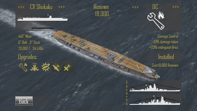 Pacific Fleet screenshot-4